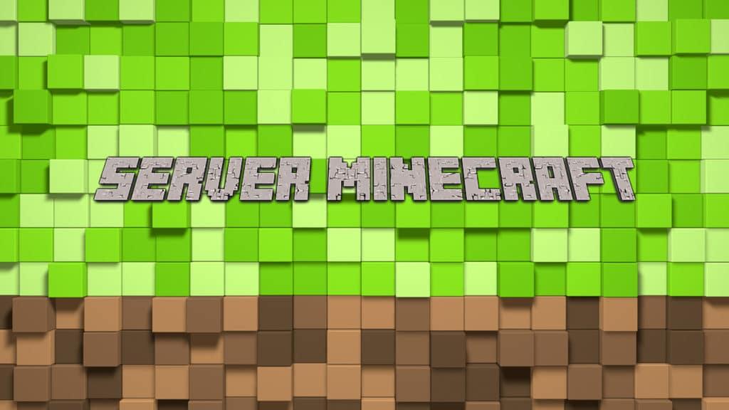creare un server minecraft